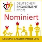 Deutscher Ableger von Freelancer-Schweiz für den Deutschen Engagementpreis 2017 norminiert